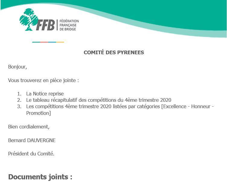 Comite pyrenees